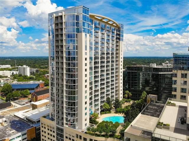 155 S Court Avenue #1104, Orlando, FL 32801 (MLS #O5958510) :: Zarghami Group