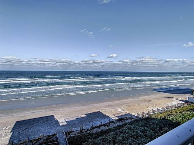 5301 S Atlantic Avenue #520, New Smyrna Beach, FL 32169 (MLS #O5958704) :: The Kardosh Team