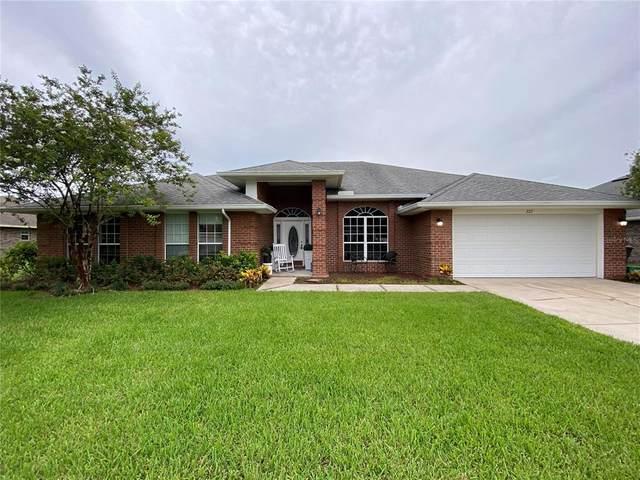 322 Bayberry Lakes Boulevard, Daytona Beach, FL 32124 (MLS #O5958772) :: Memory Hopkins Real Estate