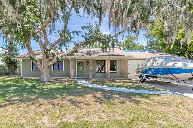 911 Tree Garden Drive, Port Orange, FL 32127 (MLS #O5959037) :: Zarghami Group