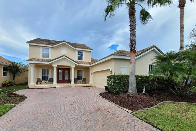 469 Venetian Villa Drive, New Smyrna Beach, FL 32168 (MLS #O5959040) :: Florida Life Real Estate Group