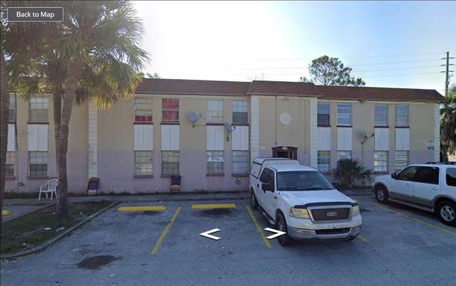 5891 Curry Ford Road #14, Orlando, FL 32822 (MLS #O5959101) :: Florida Real Estate Sellers at Keller Williams Realty