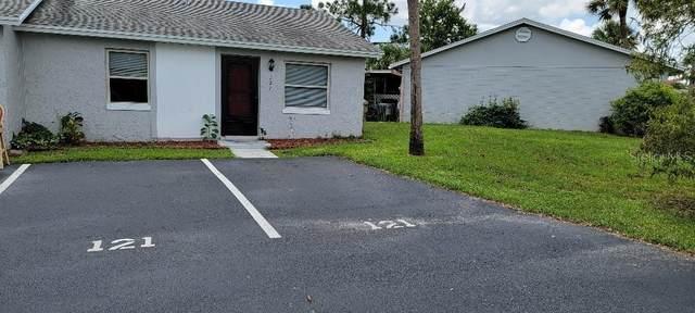 121 Lake Villa Way #121, Kissimmee, FL 34743 (MLS #O5959130) :: Charles Rutenberg Realty
