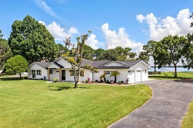 16207 E Shirley Shores Road, Tavares, FL 32778 (MLS #O5959437) :: Kreidel Realty Group, LLC