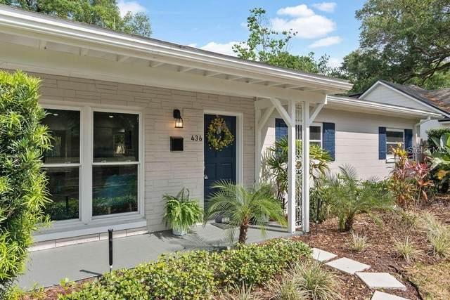 436 Darcey Drive, Winter Park, FL 32792 (MLS #O5959555) :: Aybar Homes