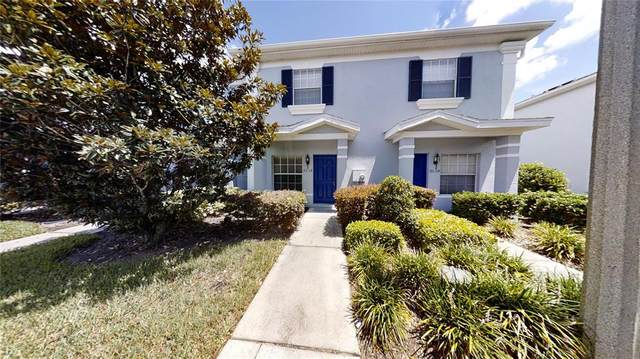 9338 Flowering Cottonwood Road #10, Orlando, FL 32832 (MLS #O5959717) :: CGY Realty