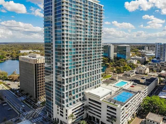 150 E Robinson Street #3409, Orlando, FL 32801 (MLS #O5959798) :: The Posada Group at Keller Williams Elite Partners III