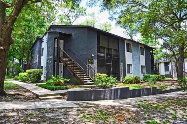 220 Riverbend Drive #103, Altamonte Springs, FL 32714 (MLS #O5959817) :: The Brenda Wade Team