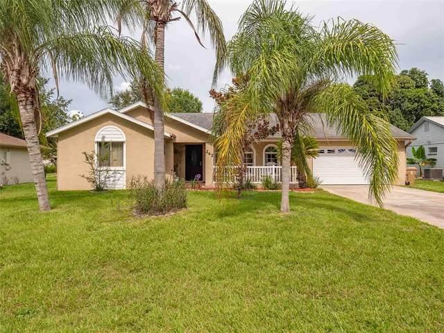 242 E Cedarwood Circle, Kissimmee, FL 34743 (MLS #O5959834) :: Bridge Realty Group