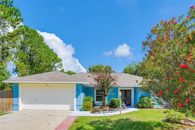 74 Fort Caroline Lane, Palm Coast, FL 32137 (MLS #O5959895) :: Zarghami Group