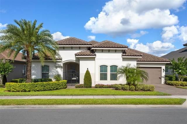 3631 Farm Bell Place, Lake Mary, FL 32746 (MLS #O5959942) :: Aybar Homes