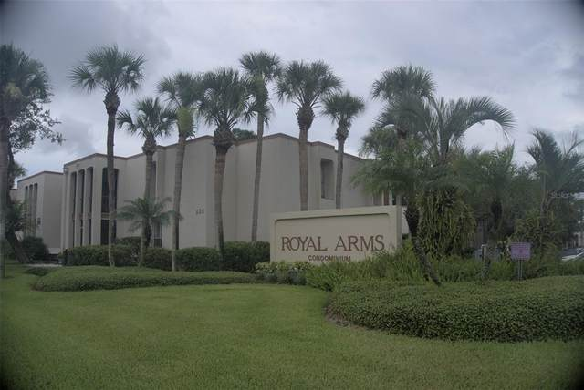 516 Orange Drive #32, Altamonte Springs, FL 32701 (MLS #O5960027) :: Heckler Realty