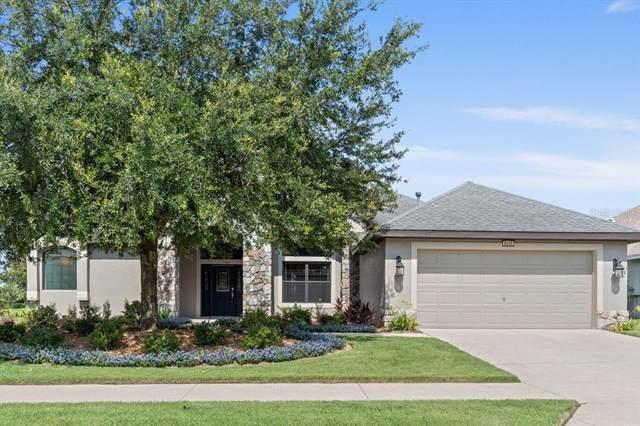 8205 Bridgeport Bay Circle, Mount Dora, FL 32757 (MLS #O5960042) :: Everlane Realty