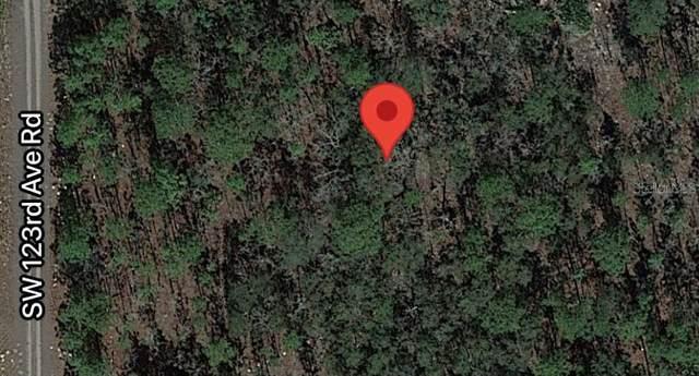 TBD SW 123RD AVE Road, Ocala, FL 34481 (MLS #O5960070) :: Stellar Home Sales