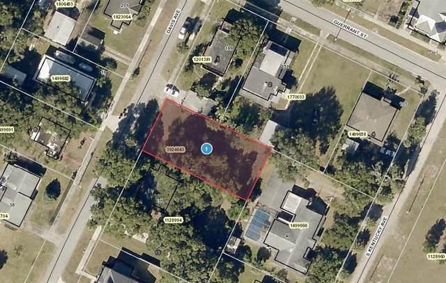 Davis Avenue, Umatilla, FL 32784 (MLS #O5960079) :: Zarghami Group