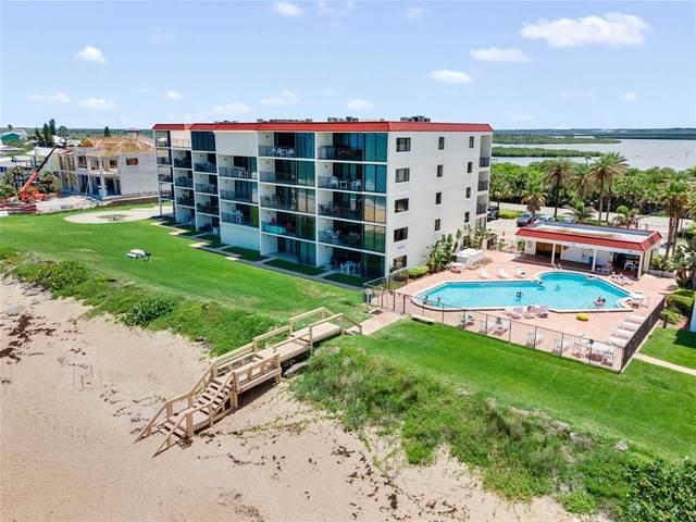 6727 Turtlemound Road #418, New Smyrna Beach, FL 32169 (MLS #O5960138) :: Zarghami Group