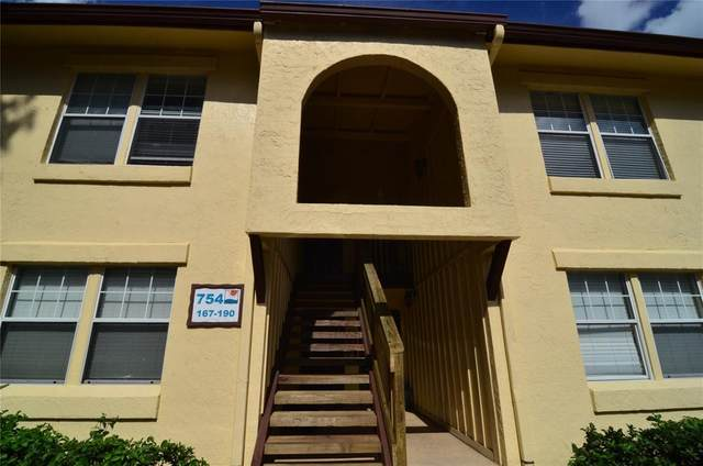 754 E Michigan Street #172, Orlando, FL 32806 (MLS #O5960267) :: Zarghami Group