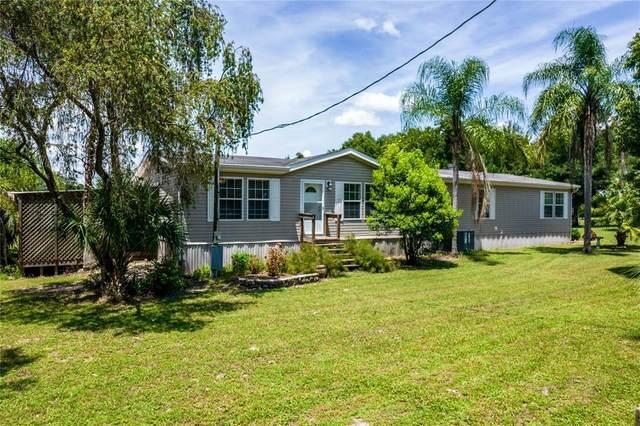 19643 Baker Road, Umatilla, FL 32784 (MLS #O5960279) :: Prestige Home Realty