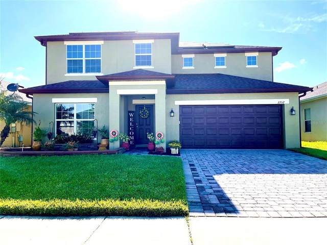 2757 Painted Rock Street, Kissimmee, FL 34758 (MLS #O5960326) :: Cartwright Realty