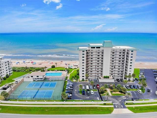 5499 S Atlantic Avenue #405, New Smyrna Beach, FL 32169 (MLS #O5960341) :: Zarghami Group