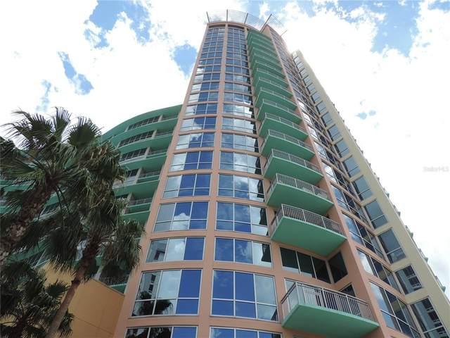 322 E Central Boulevard #1805, Orlando, FL 32801 (MLS #O5960380) :: Vacasa Real Estate