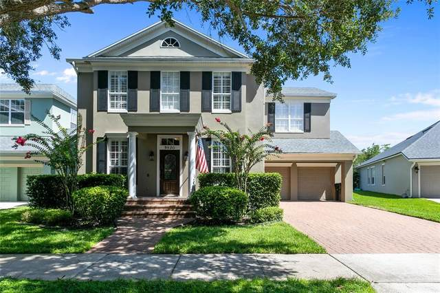 9820 Cypress Pine Street, Orlando, FL 32827 (MLS #O5960384) :: Aybar Homes