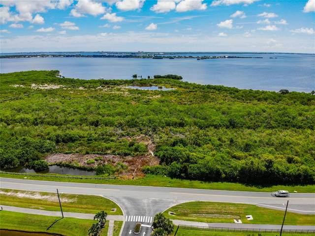 3200 S Courtenay Parkway, Merritt Island, FL 32952 (MLS #O5960405) :: Globalwide Realty