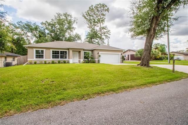 441 Homer Avenue, Longwood, FL 32750 (MLS #O5960465) :: Zarghami Group