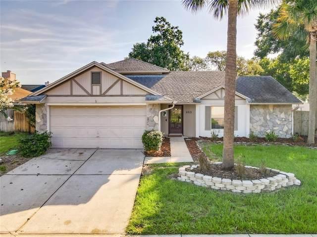 653 Brookfield Loop, Lake Mary, FL 32746 (MLS #O5960478) :: Aybar Homes