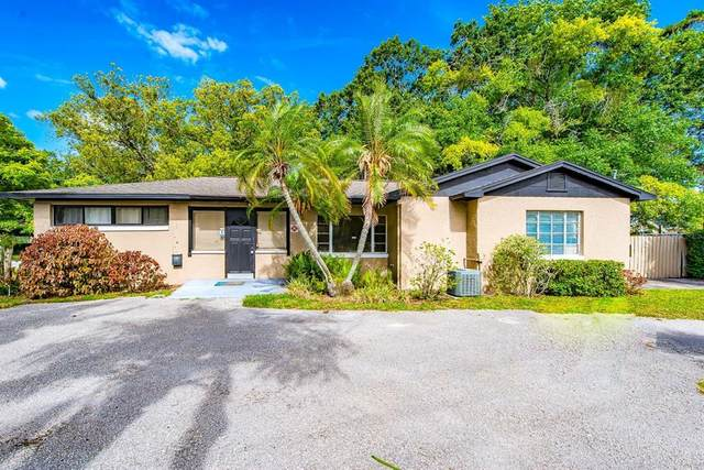 4100 Edgewater Drive, Orlando, FL 32804 (MLS #O5960480) :: The Kardosh Team