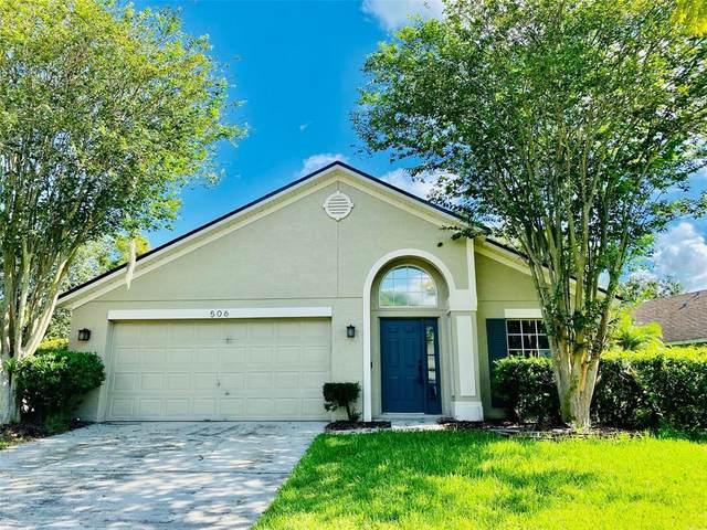 506 Mickleton Loop, Ocoee, FL 34761 (MLS #O5960510) :: Aybar Homes