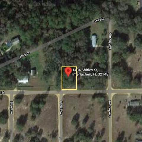 1404 Shirley Street, Interlachen, FL 32148 (MLS #O5960541) :: Cartwright Realty