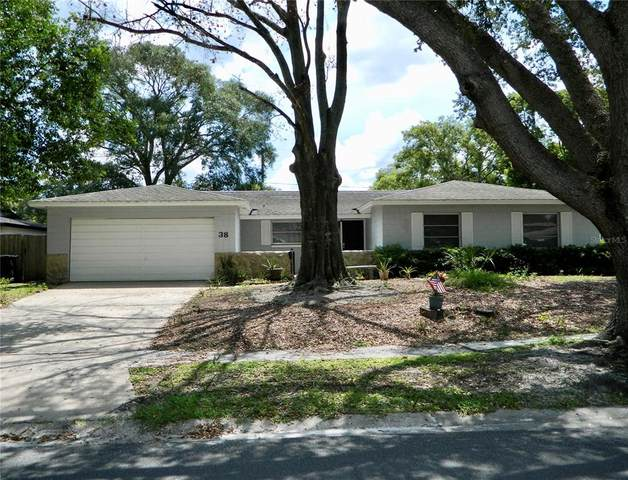 38 Carriage Hill Circle, Casselberry, FL 32707 (MLS #O5960573) :: New Home Partners