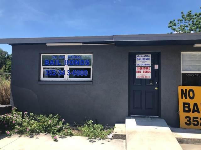 814 W Main Street, Tavares, FL 32778 (MLS #O5960595) :: Frankenstein Home Team
