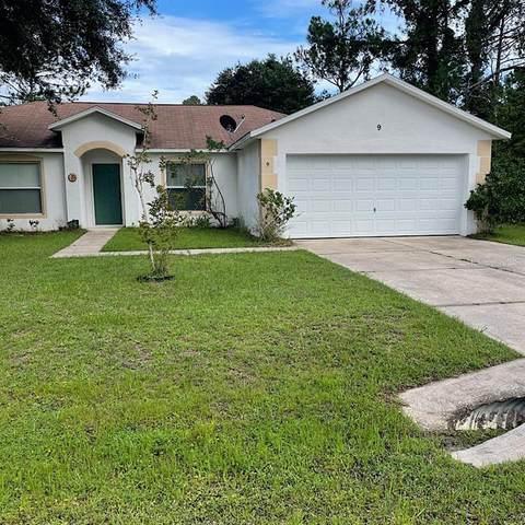 9 Ramshorn Place, Palm Coast, FL 32164 (MLS #O5960646) :: Zarghami Group