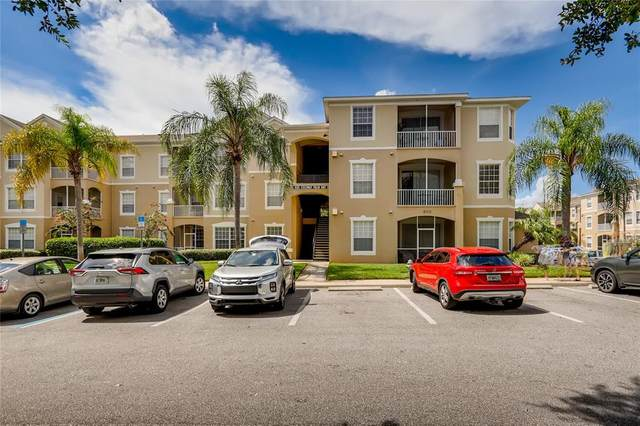 8101 Coconut Palm Way #301, Kissimmee, FL 34747 (MLS #O5960669) :: Griffin Group
