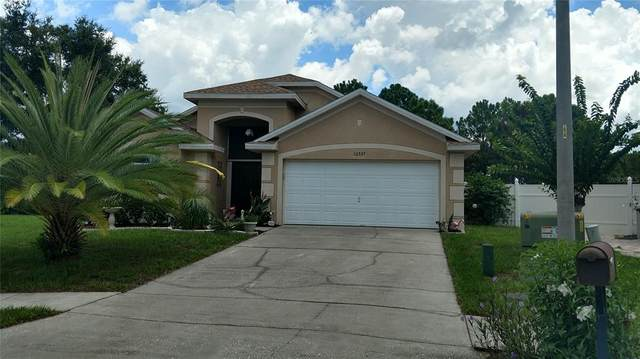 16537 Golden Eagle Boulevard, Clermont, FL 34714 (MLS #O5960679) :: CGY Realty