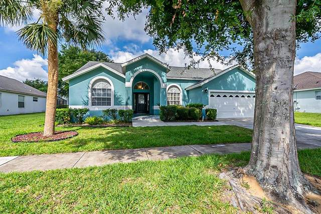 15927 Heron Hill Street, Clermont, FL 34714 (MLS #O5960698) :: CGY Realty