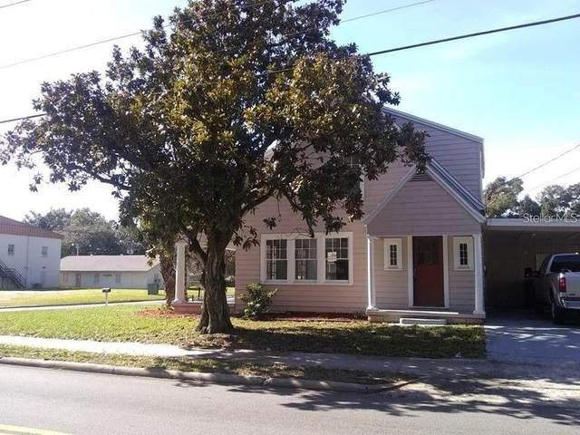 1201 Oakhill Street, Lakeland, FL 33815 (MLS #O5960714) :: Aybar Homes