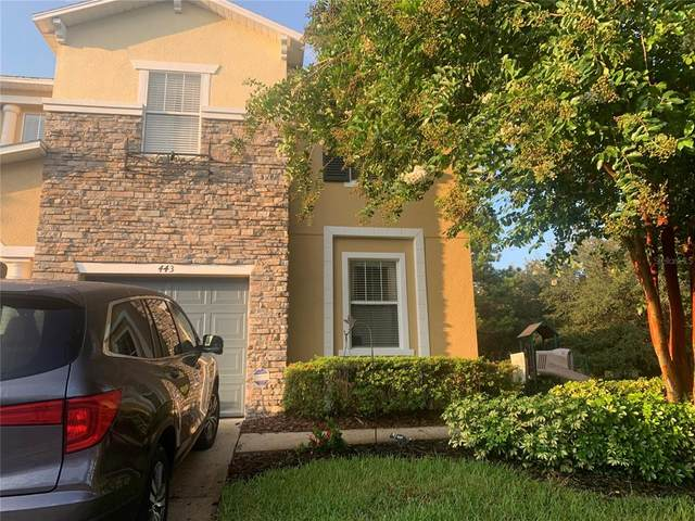 443 Penny Royal Place, Oviedo, FL 32765 (MLS #O5960800) :: Bustamante Real Estate