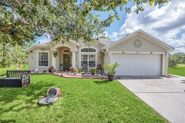 307 St Cloud Road, Poinciana, FL 34759 (MLS #O5960846) :: CGY Realty
