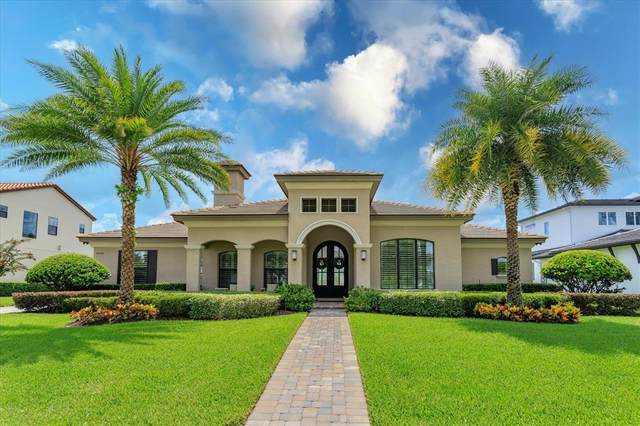 11532 Waterstone Loop Drive, Windermere, FL 34786 (MLS #O5960891) :: Bustamante Real Estate
