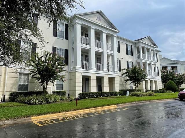 231 Goldenrain Drive #102, Celebration, FL 34747 (MLS #O5960895) :: Bustamante Real Estate