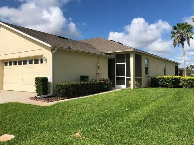 176 Club Villas Ln, Kissimmee, FL 34744 (MLS #O5960938) :: Griffin Group