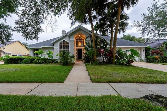 837 Lullwater Drive, Oviedo, FL 32765 (MLS #O5960993) :: Bustamante Real Estate