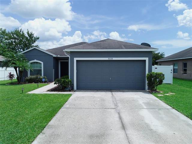 4618 Cabalerro Trail, Kissimmee, FL 34758 (MLS #O5961029) :: Griffin Group