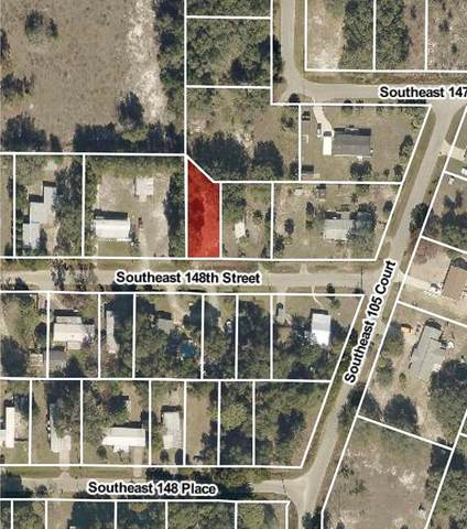 Southeast 148Th Street, Summerfield, FL 34491 (MLS #O5961031) :: Zarghami Group
