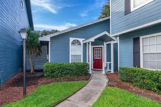 5960 Scotchwood Glen #104, Orlando, FL 32822 (MLS #O5961034) :: Zarghami Group