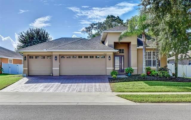 403 Thoroughbred Way, Deland, FL 32724 (MLS #O5961043) :: Tuscawilla Realty, Inc