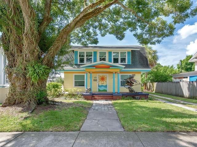 2606 1ST Avenue S, St Petersburg, FL 33712 (MLS #O5961048) :: Dalton Wade Real Estate Group